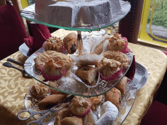 Patisseries orientales du Soleil de Marrakech